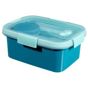Pojemnik CURVER SMART TO GO LUNCH KIT 1,2L BLUE