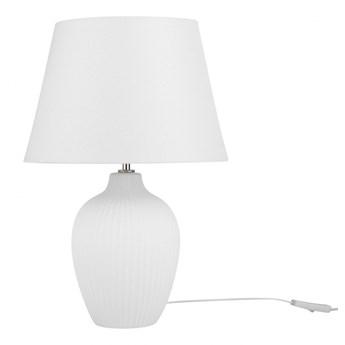Lampka stołowa biała Tempo kod: 7105278519223