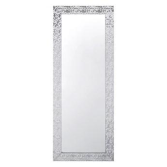Lustro ścienne srebrne 50 x 130 cm MARANS kod: 4260602377627