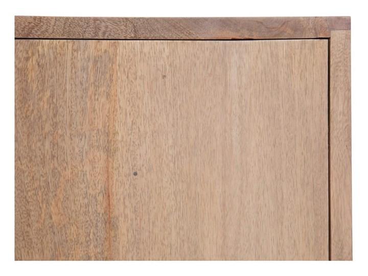 Komoda SELMA (Bursztyn) Wysokość 68 cm Z szafkami Głębokość 40 cm Styl Skandynawski Drewno Szerokość 120 cm Kategoria Komody