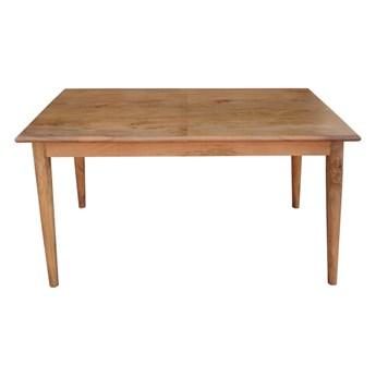 Stół rozkładany MARIAN - 160x90 cm (Bursztyn)