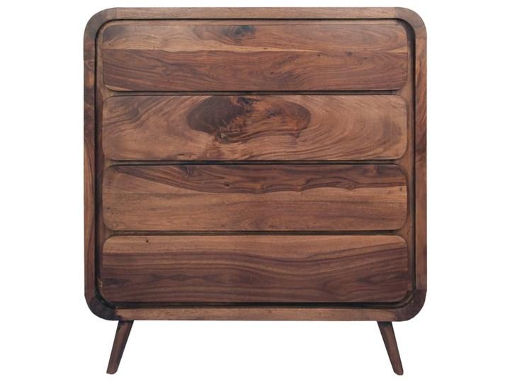 Komoda HANKA (Karmel) Drewno Szerokość 85 cm Wysokość 90 cm Pomieszczenie Sypialnia Pomieszczenie Salon