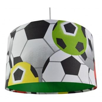 Lampa wisząca Piłki 3D Zielona