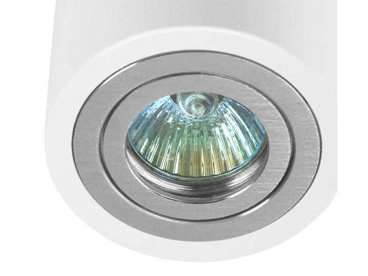 Oprawa okrągła spot biała alu mat wodoodporna IP44 - oprawydladomu.pl Oprawa stropowa Oprawa halogenowa Okrągłe Oprawa wodoodporna Kolor Biały Kategoria Oprawy oświetleniowe