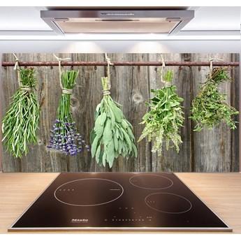 Panel do kuchni Zioła na sznurku