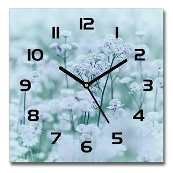 Zegar szklany kwadratowy Jarzmianka większa