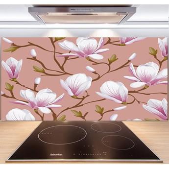 Panel między meble w kuchni Magnolia