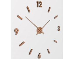 Zegar ścienny Extender brown by ExitoDesign