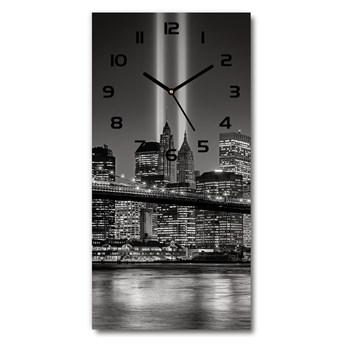 Zegar ścienny Manhattan Nowy Jork