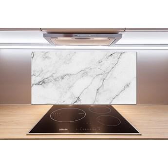 Panel szklany do kuchni Marmur
