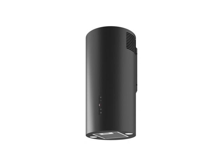 Okap MAAN Elba W39 Czarny Okap wyspowy Okap przyścienny Szerokość 39 cm Sterowanie Elektroniczne