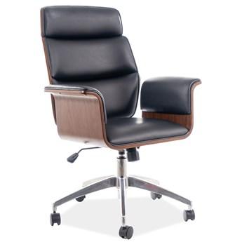 Elegancki fotel biurowy z podłokietnikami Oregon