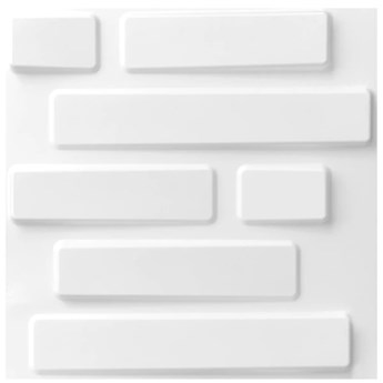 WallArt 24 panele ścienne 3D GA-WA02 Bricks