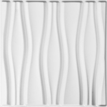 WallArt Panele ścienne 3D Flows, 12 szt., GA-WA14