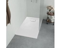 VidaXL Brodzik prysznicowy, SMC, biały, 90 x 70 cm