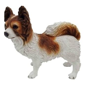 Esschert Design Figurka pieska chihuahua, 13,2 x 24 x 25,9 cm