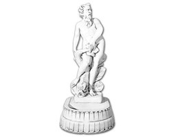 VB Fontanna ogrodowa, betonowa figura, 156cm