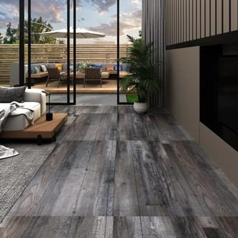 VidaXL Panele podłogowe PVC, 5,02m², 2mm, samoprzylepne, industrialne