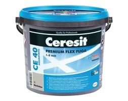 Fuga elastyczna Ceresit CE 40 Aquastatic ciemnoszara 5 kg