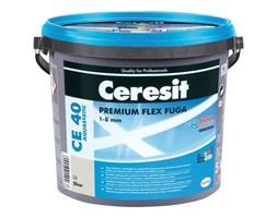 Fuga elastyczna Ceresit CE 40 Aquastatic srebrna 5 kg