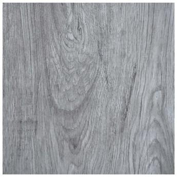 VidaXL Samoprzylepne panele podłogowe, PVC, 5,11 m², jasnoszare