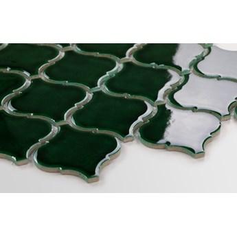 Płytka Arabeska Duża Emerald Połysk