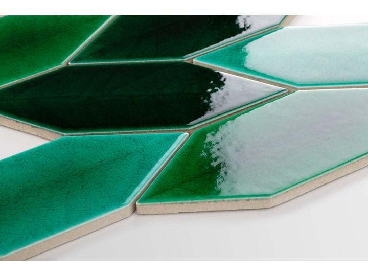 Płytka Spring Leaves Połysk Płytki podłogowe Gres Mozaika Heksagon Płytki ścienne Powierzchnia Polerowana