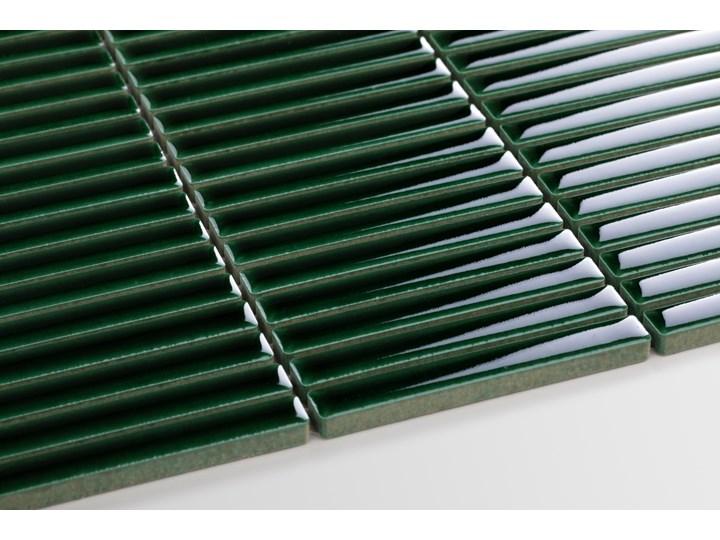 Płytka Stick Emerald Połysk Mozaika Powierzchnia Polerowana Płytki podłogowe Prostokąt Gres Płytki ścienne Kategoria Płytki