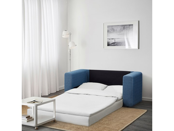 ASKEBY Sofa dwuosobowa rozkładana Szerokość 149 cm Głębokość 72 cm Amerykanka Funkcje Z funkcją spania
