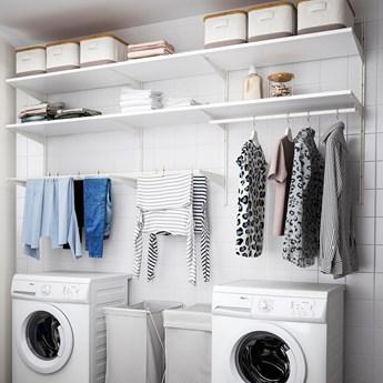 IKEA - BOAXEL Kombinacja do pralni