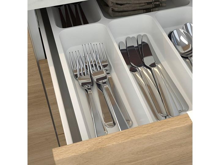ENHET Szafka stojąca/3 szuflady Szafka dolna Kolor Biały Drewno Kategoria Szafki kuchenne