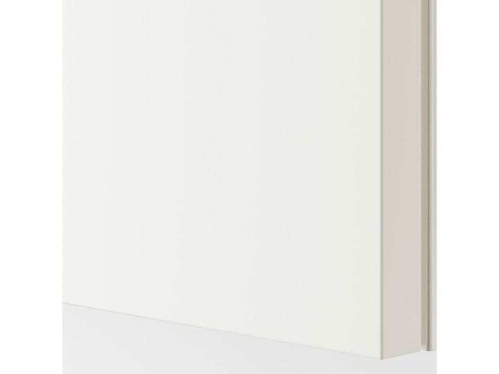 PAX / HASVIK Kombinacja szafy Szerokość 150 cm Głębokość 44 cm Wysokość 201,2 cm Pomieszczenie Sypialnia