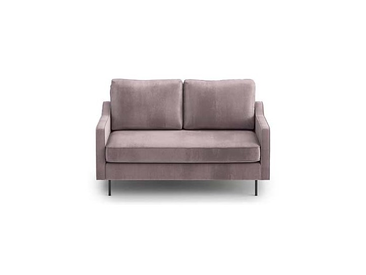Sofa Abbe 2-osobowa, Powder Pink