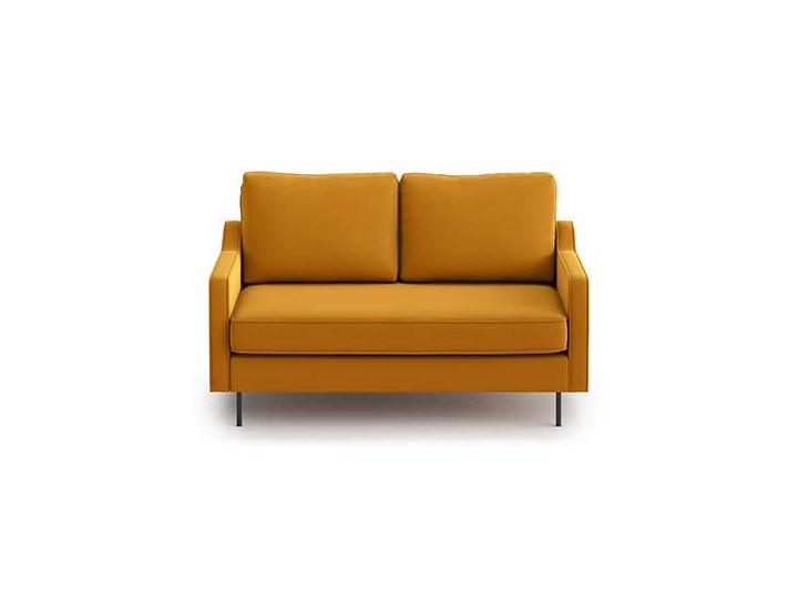 Sofa Abbe 2-osobowa, Golden Velvet
