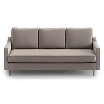 Sofa Abbe 3-osobowa, Truffle