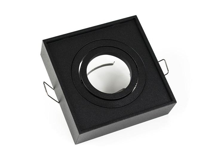 Punktowa oprawa sufitowa wpuszczana PALLAD 1 MINI Black IP20 kwadratowa czarna EDO777125 EDO Kwadratowe Oprawa wpuszczana Kolor Czarny Oprawa stropowa Kategoria Oprawy oświetleniowe