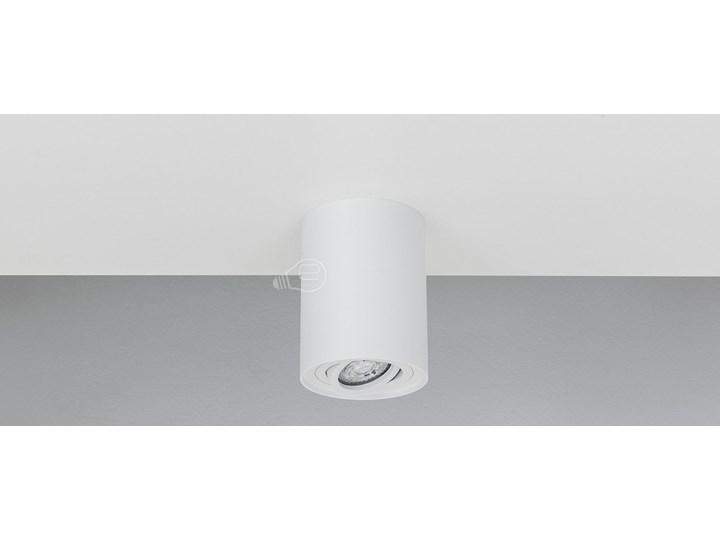 Punktowa oprawa sufitowa natynkowa do LED SKAND 1 White GU10 IP20 okrągła biała EDO777101 EDO Oprawa led Okrągłe Oprawa stropowa Kolor Biały Kategoria Oprawy oświetleniowe