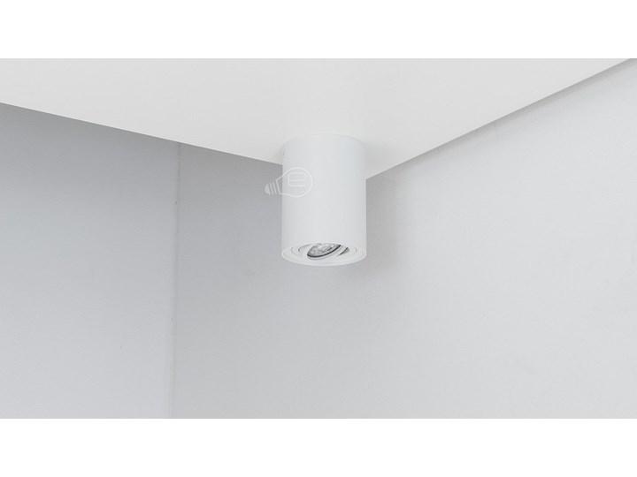 Punktowa oprawa sufitowa natynkowa do LED SKAND 1 White GU10 IP20 okrągła biała EDO777101 EDO Okrągłe Oprawa led Kolor Biały Oprawa stropowa Kategoria Oprawy oświetleniowe