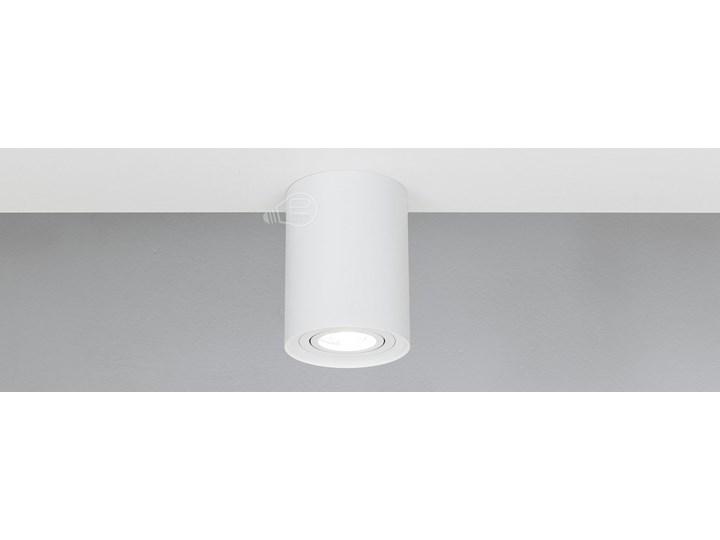 Punktowa oprawa sufitowa natynkowa do LED SKAND 1 White GU10 IP20 okrągła biała EDO777101 EDO Kolor Biały Oprawa led Oprawa stropowa Okrągłe Kategoria Oprawy oświetleniowe