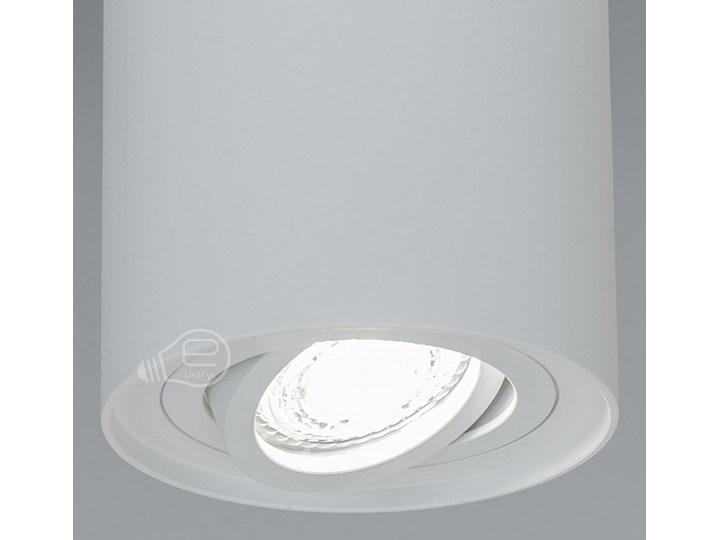 Punktowa oprawa sufitowa natynkowa do LED SKAND 1 White GU10 IP20 okrągła biała EDO777101 EDO Oprawa led Okrągłe Oprawa stropowa Kolor Biały