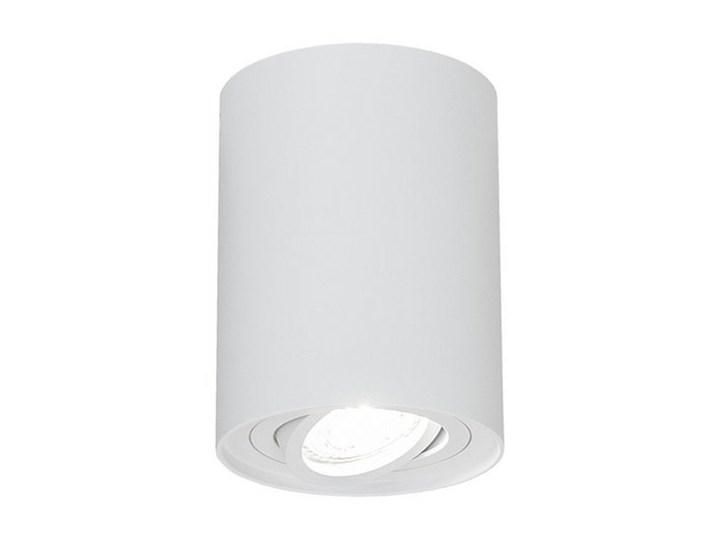 Punktowa oprawa sufitowa natynkowa do LED SKAND 1 White GU10 IP20 okrągła biała EDO777101 EDO Oprawa stropowa Oprawa led Kolor Biały Okrągłe Kategoria Oprawy oświetleniowe