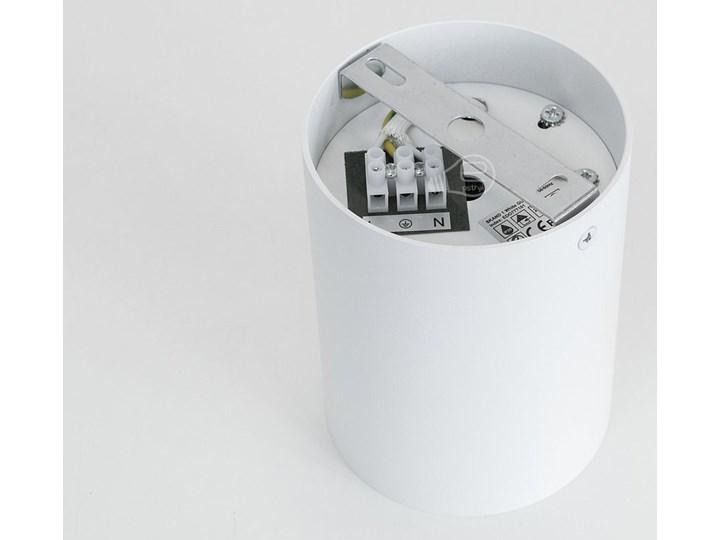 Punktowa oprawa sufitowa natynkowa do LED SKAND 1 White GU10 IP20 okrągła biała EDO777101 EDO Kolor Biały Oprawa led Okrągłe Oprawa stropowa Kategoria Oprawy oświetleniowe