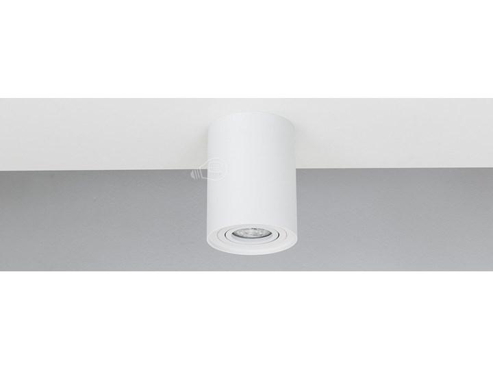Punktowa oprawa sufitowa natynkowa do LED SKAND 1 White GU10 IP20 okrągła biała EDO777101 EDO Okrągłe Kolor Biały Oprawa stropowa Oprawa led Kategoria Oprawy oświetleniowe