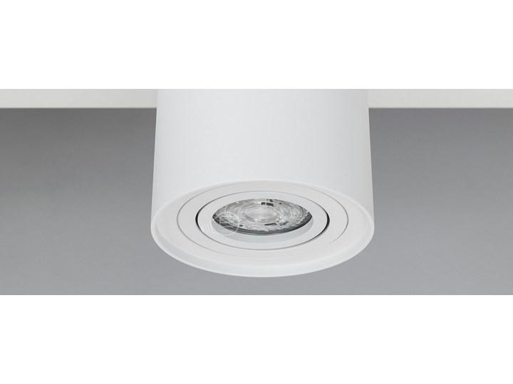Punktowa oprawa sufitowa natynkowa do LED SKAND 1 White GU10 IP20 okrągła biała EDO777101 EDO Okrągłe Oprawa led Oprawa stropowa Kolor Biały