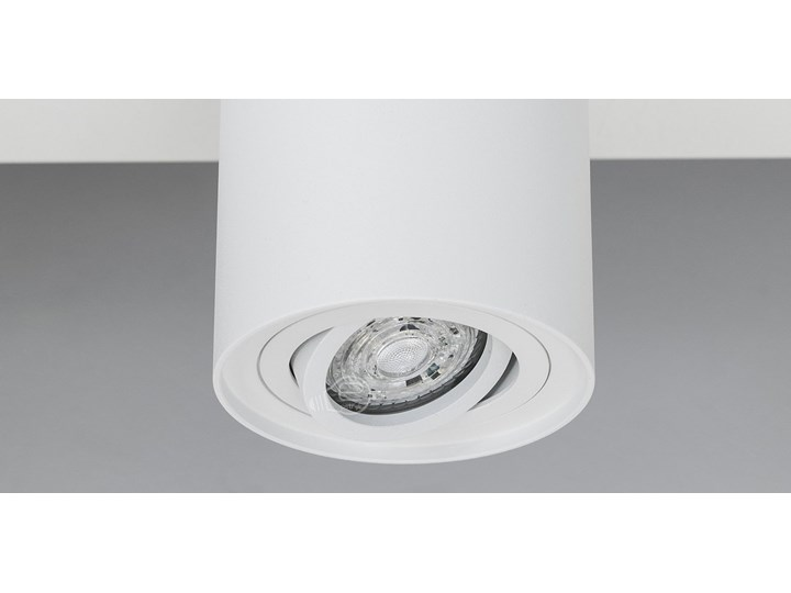 Punktowa oprawa sufitowa natynkowa do LED SKAND 1 White GU10 IP20 okrągła biała EDO777101 EDO Oprawa led Oprawa stropowa Okrągłe Kolor Biały