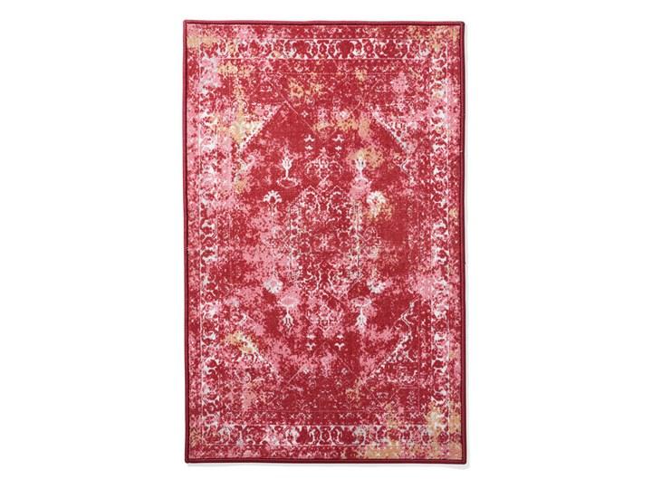 Dywaniki łazienkowe z nadrukiem w stylu vintage | bonprix 80x150 cm 60x100 cm 45x50 cm 70x110 cm 50x90 cm Kolor Różowy