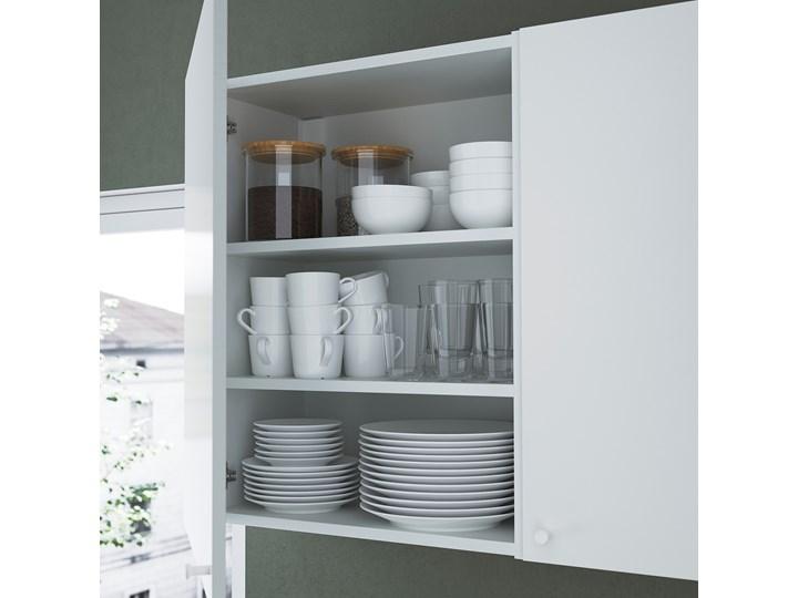 IKEA - ENHET Kuchnia narożna Kategoria Zestawy mebli kuchennych Kolor Biały