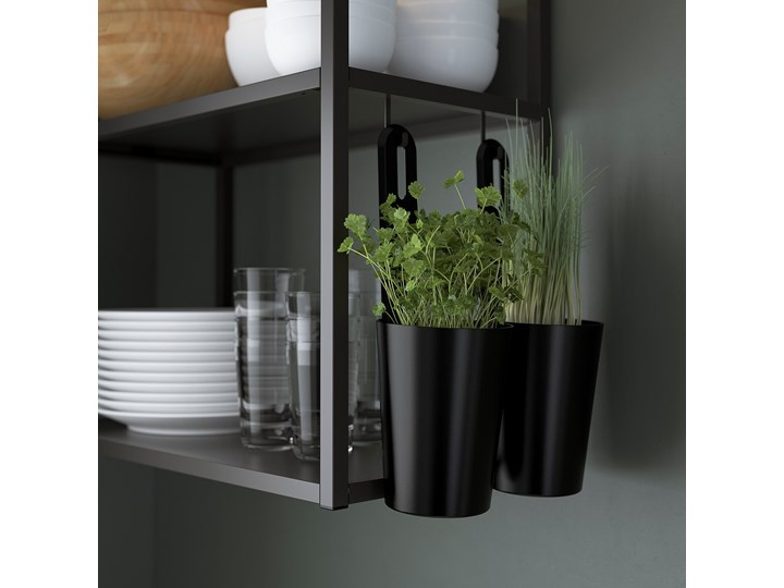 IKEA - ENHET Kuchnia narożna Kategoria Zestawy mebli kuchennych