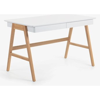 La Forma - Dyana Desk - Biały