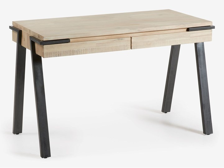 La Forma - Thinh Desk - Akacja, Kategoria Biurka